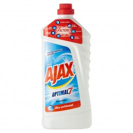 Allesreiniger Ajax wit 3 x 1250 ml