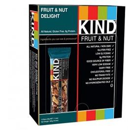Be Kind Dark Chocolate Nuts & Sea Salt doos 12 repen