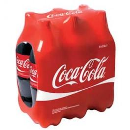 Coca cola 6x1,5L ( Let op de prijs is exclusief statiegeld)