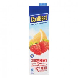 Coolbest Strawberry Hill 1L