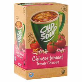Cup a soup Chinese tomaat 21 zakjes