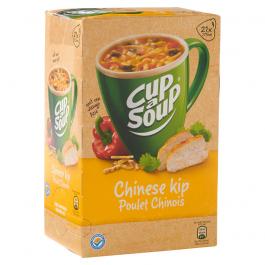 Cup a soup Chinese kip 21 zakjes