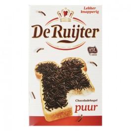 Hagelslag puur De Ruyter pak 400 gram