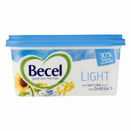 Halvarine Becel light kuip 575 gram