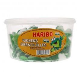 Haribo kikkers 150 stuks