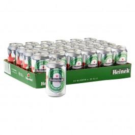 Heineken bier blikjes 24 x 0,33L