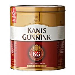 Koffie melange filtermaling rood Kanis & Gunnink 5 kg