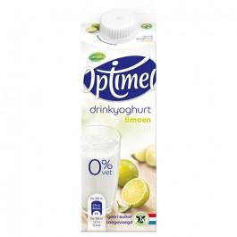 Optimel drink limoen 1L