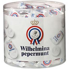 Pepermunt Wilhelmina los verpakt 200 stuks