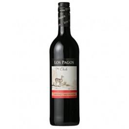 Rode wijn Los Pagos Cabernet Sauvignon 6x0,75L