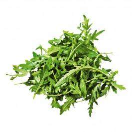 Sla rucola biologisch bosje 125 gram (lekker pittig)