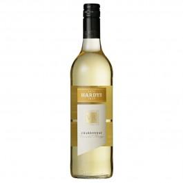 Witte wijn chardonnay Hardy's 6 x 1 fles a 75 cl.