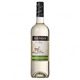Witte wijn Los Pagos sauvignon blanc 0,75 cl