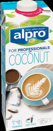 Alpro Coconut for professionals pak 1 ltr.