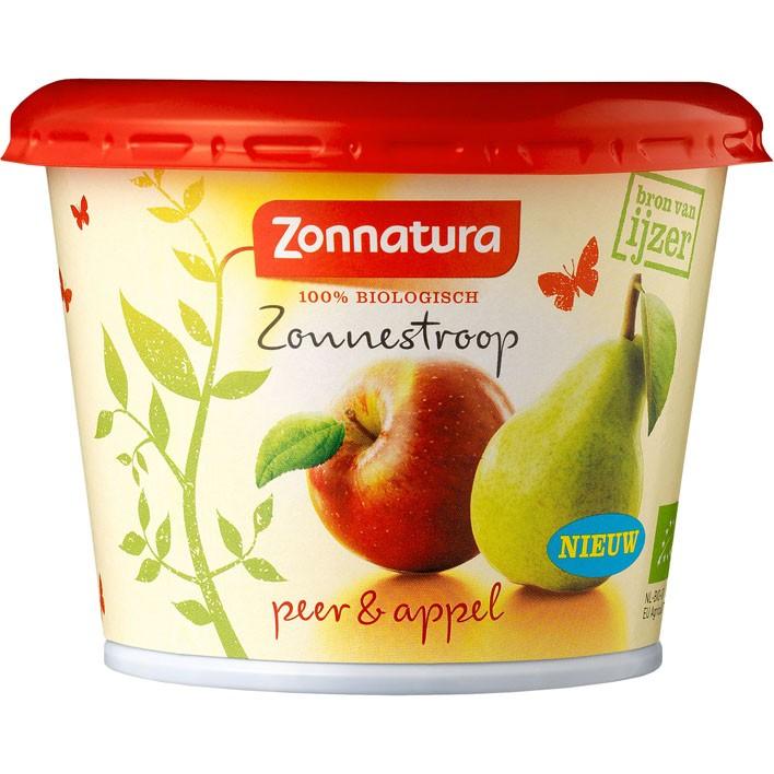 Appel & perenstroop Zonnatura 350 gram