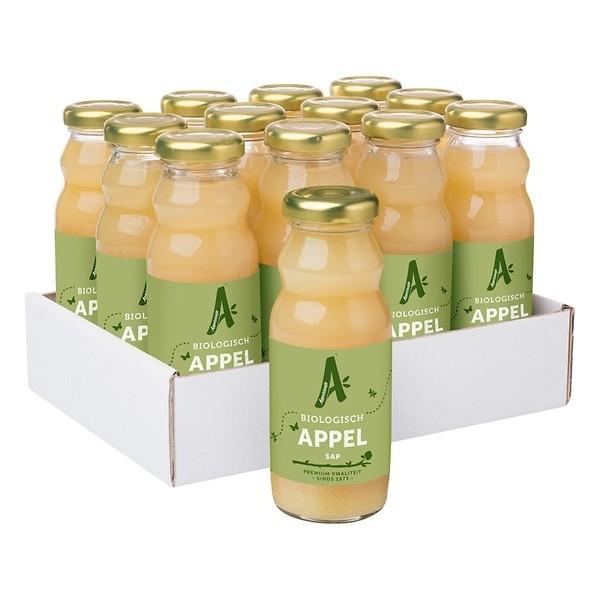 Appelsientje appelsap bio 12 x 20 cl