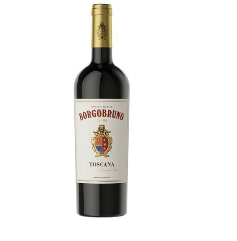 Borgobruno Toscana rode wijn 75 cl