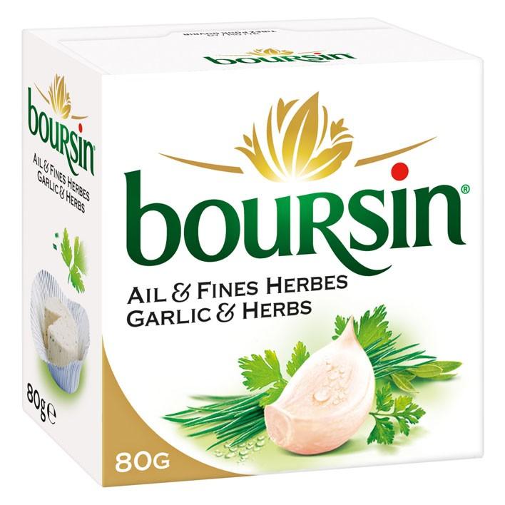 Boursin 80 gram