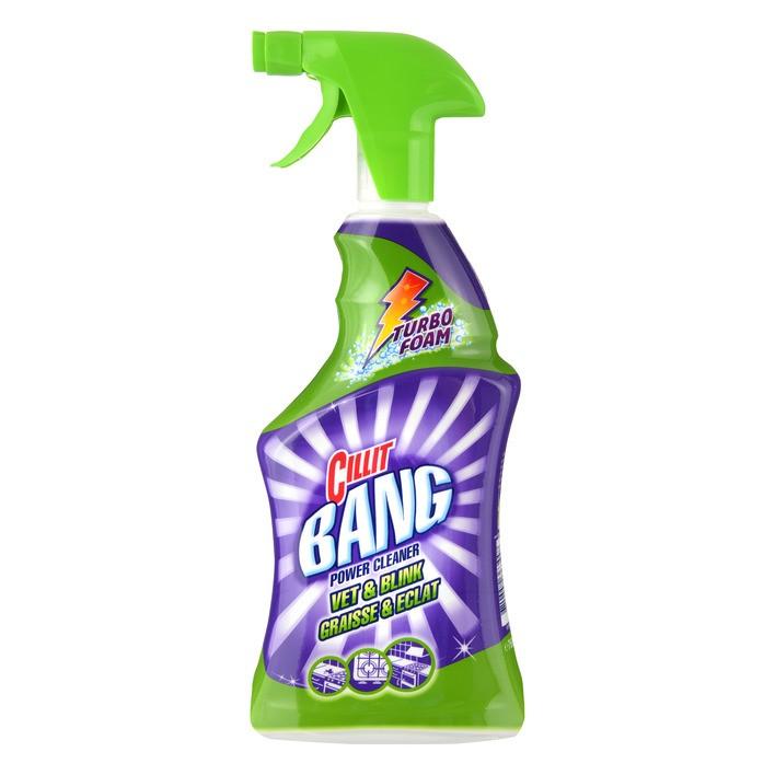 Cillit bang power ontvetter  spray 750ml