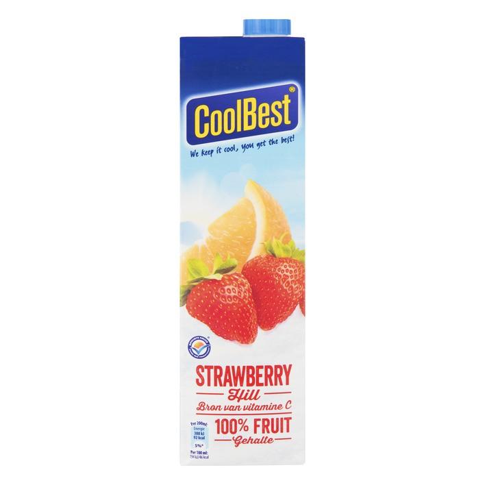 Coolbest Strawberry Hill 1L