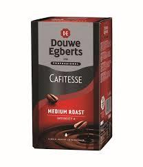 Koffie DE Cafitesse Medium Roast diepvries pak 2 liter (voor de automaat)