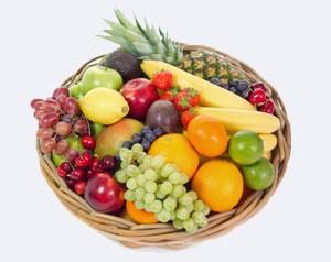 Fruitmand zelf samenstellen