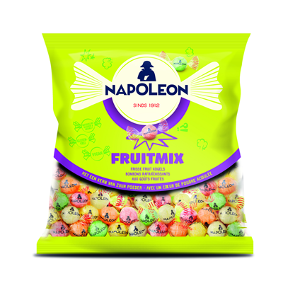 Fruitmix snoepkkogels Napoleon 1000 gram