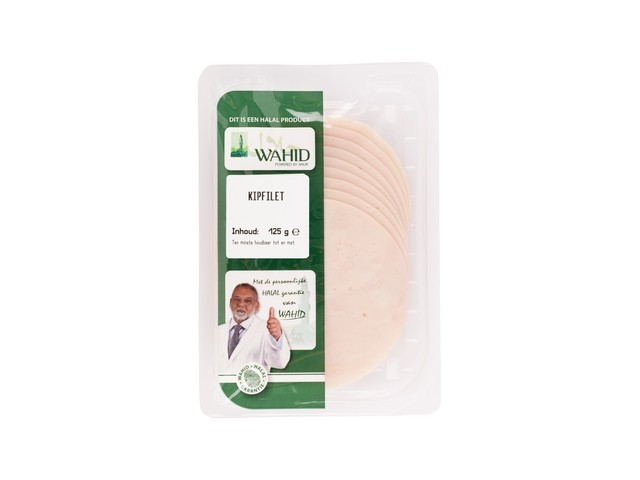Halal Kip naturel 125 gram