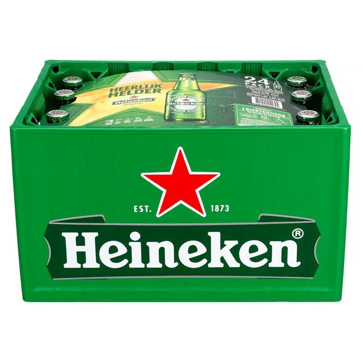Heineken bier 24 x 30 cl