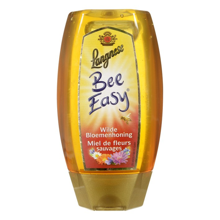 Honing Langnese bloemenhoning knijpflacon 250ml