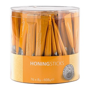 Honingsticks Alex Meijer 76 x 8 gram