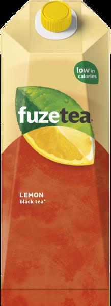 Icetea Fuze lemon black tea 1,5L