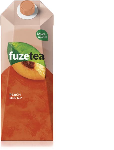 Icetea Fuze peach 1,5L