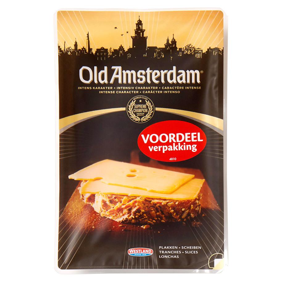 Kaas Old Amsterdam gesneden 400 gram