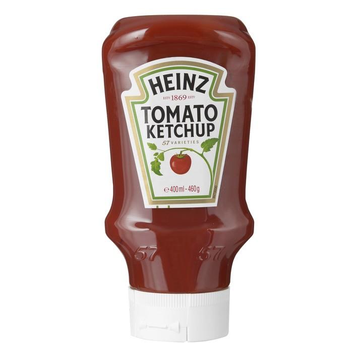 Ketchup Heinz tomato 400 ml