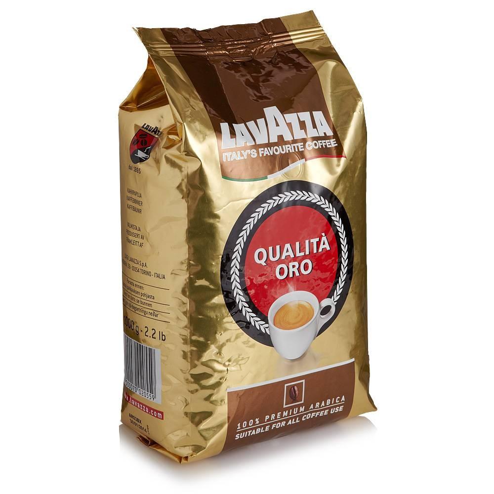 Koffiebonen LavAzza Qualita Oro 1000 gram
