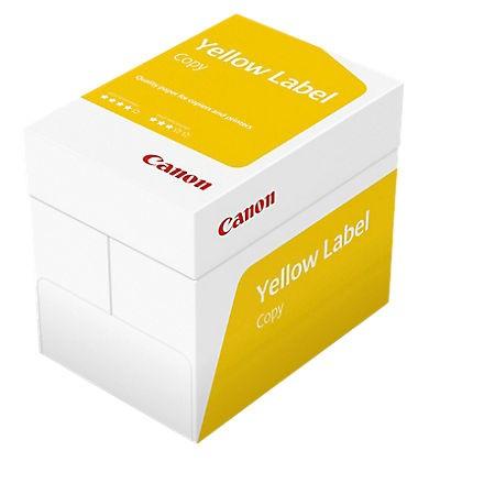 Kopiepapier Canon 5 pakken a 500 vel 80 gram A4 formaat