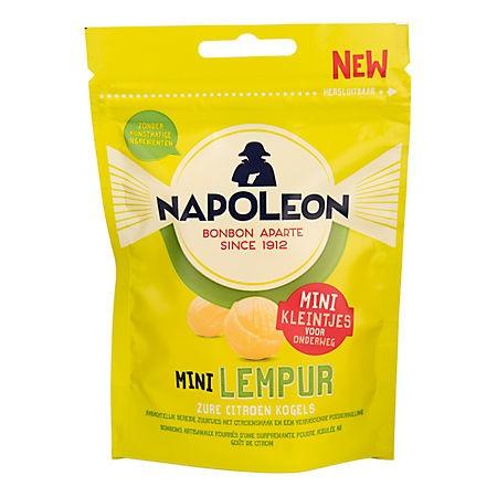 Lempur snoepkogels Napoleon 10 x 60 gram