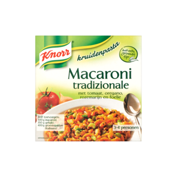 Macaroni kruidenmix Knorr 6 zakjes