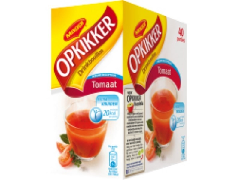 Opkikker tomaat sachets 40stuks