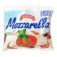 Mozzarella zakje 125 gram