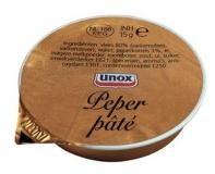 Unox Peperpate 40x15gram