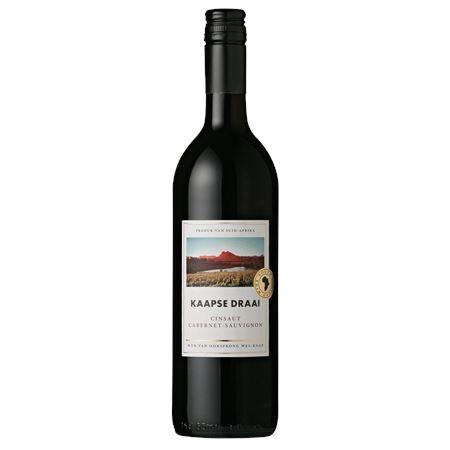 Rode wijn Kaapse draai 0,75L