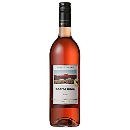 Rosé wijn Kaapse draai 0,75L