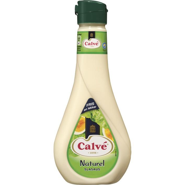 Slasaus Calve naturel 450 ml