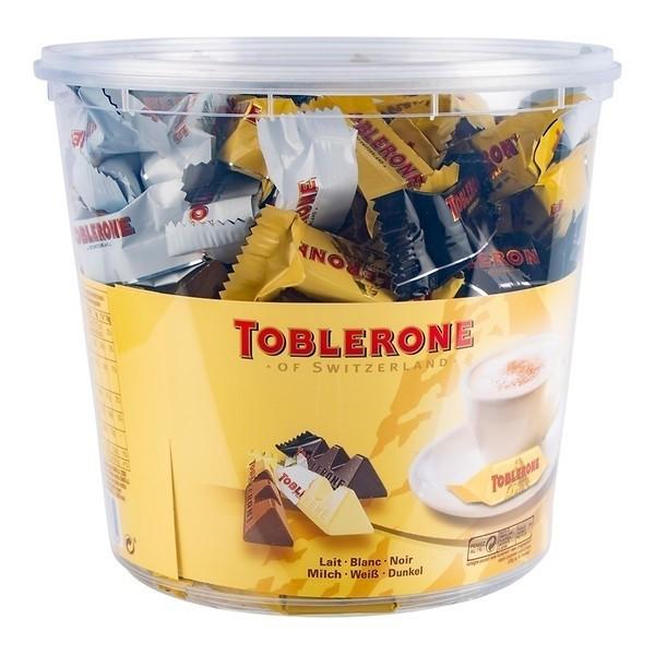 Toblerone chocolade mix 904 gram