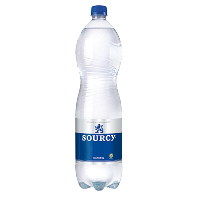 Sourcy blauw 6 x 1,5 liter fles