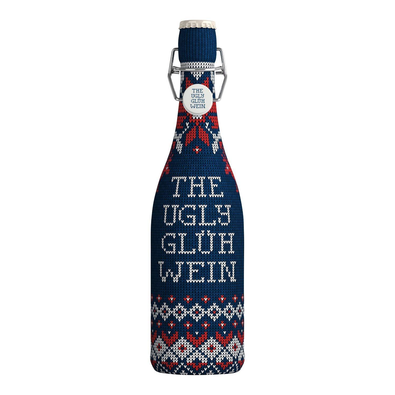 The ugly glühwein 75 cl