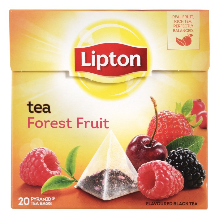 Thee Lipton Forest fruit 20 zakjes