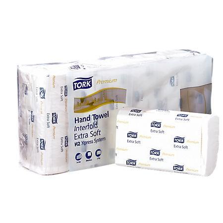 Tork Premium hand towel mulfold extra soft 7 x 100 stuks